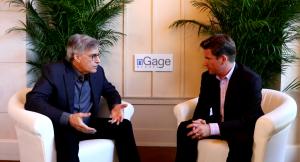 Martin Sprinzen and David Obodovski Talking at nGage Event