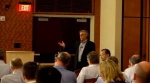 VANTIQ CEO, Marty Sprinzen, Speaking at University of Wisconsin