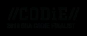 2018 CODiE Finalist Logo
