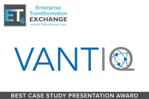 VANTIQ - Best Case Study Presentation