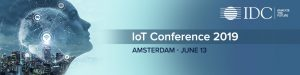 IoT Conference 2019 Amsterdam - June 13
