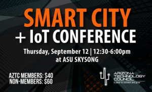 Smart City & IoT Conference Banner Photo