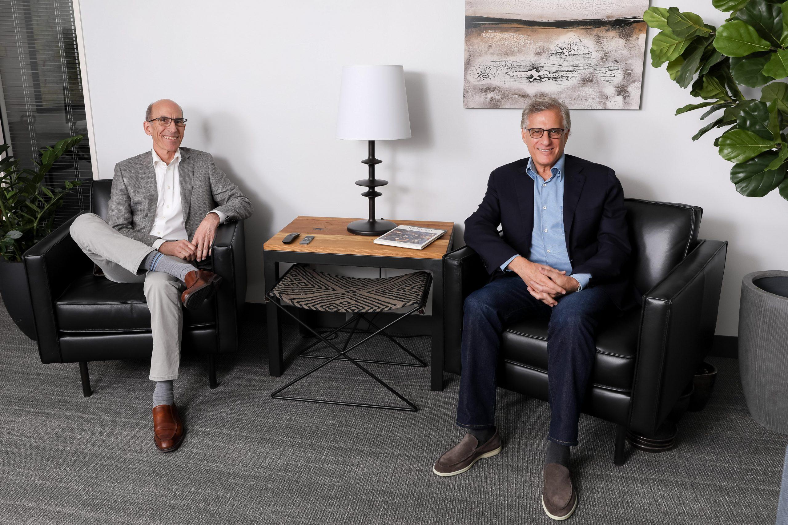 VANTIQ CEO Marty Sprinzen and CTO Paul Butterworth