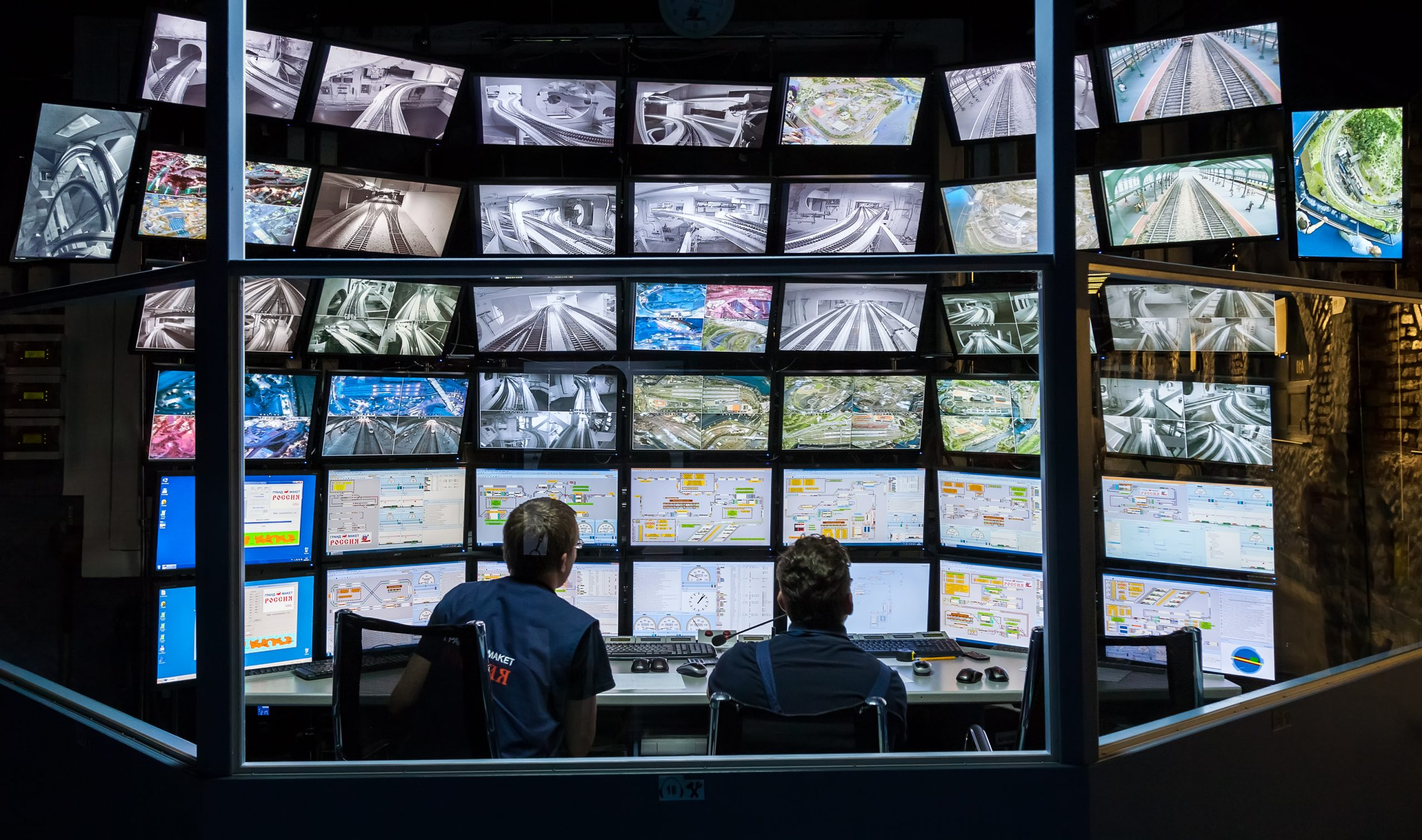 Operations Control Center with observers