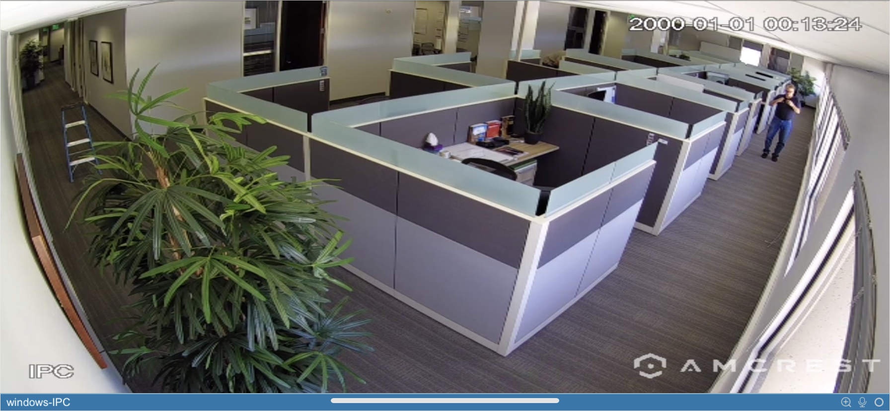 smart office technology powered by VANTIQ