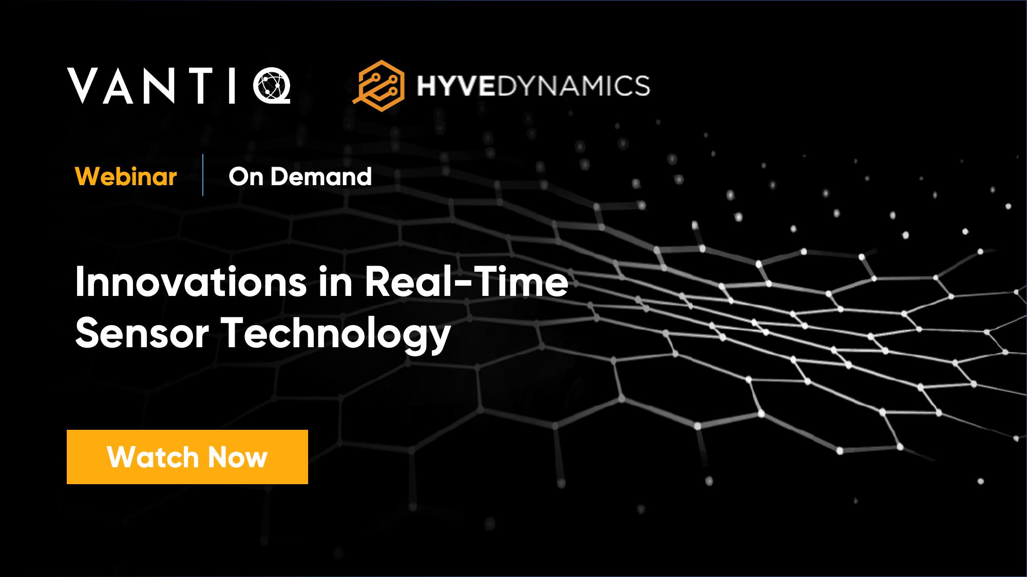 Hyve Dynamics Vantiq Webinar On demand