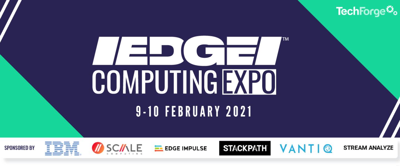 Edge Computing Expo Banner