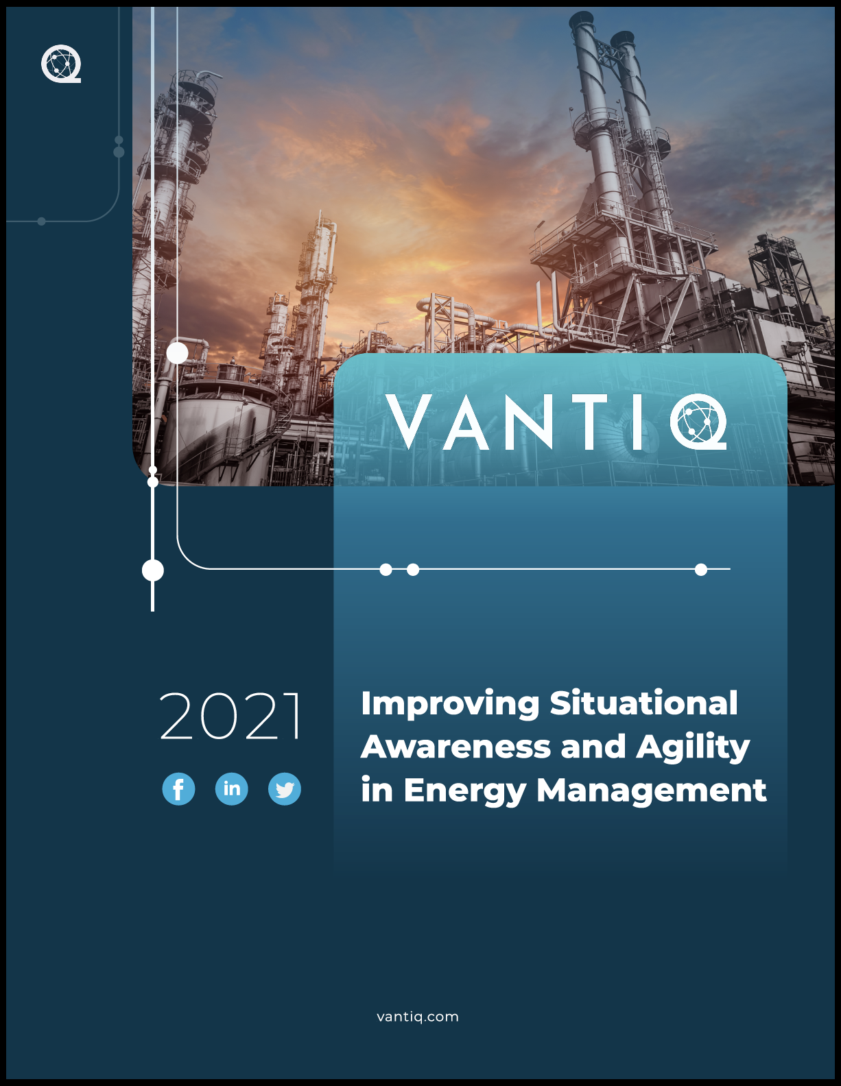 Improving Situational Awareness and Agility in Energy Management ebook cover page